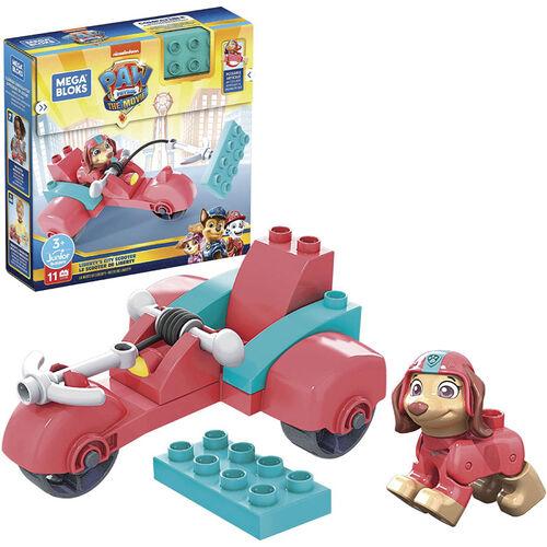 Mega Bloks Paw Patrol Liberty's City Scooter