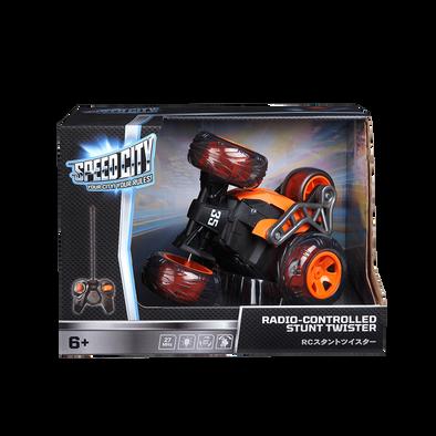 Speed City Radio-controlled Stunt Twister