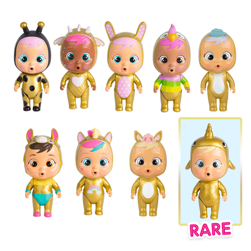 Cry Babies Golden Edition - Assorted
