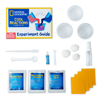 National Geographic Cool Reactions Chemistry Kit