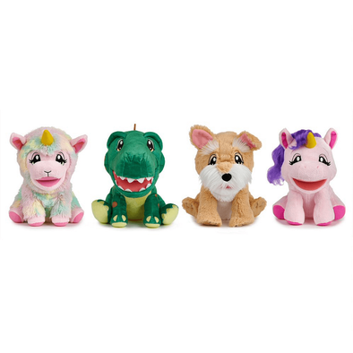 Wow Wee  Alive JR Play And Say Puppet - Assorted