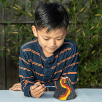 National Geographic Volcano Science Kit