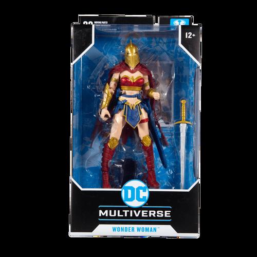 DC Multiverse Justice League Movie 7 Inch Figure Wonder Woman