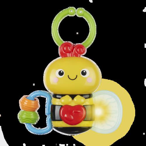 Top Tots Light-Up Bee Teether