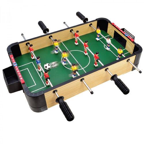 Ambassador Games 20-Inch Wooden Tabletop Football