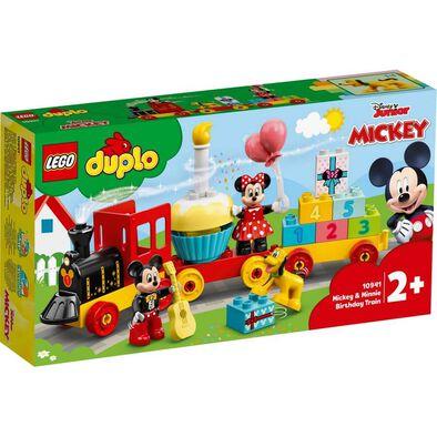 Lego Duplo Disney Mickey & Minnie Birthday Train 10941
