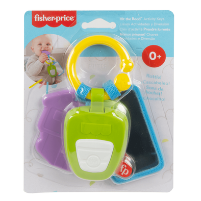 Fisher-Price Hit The Road Activity Keys