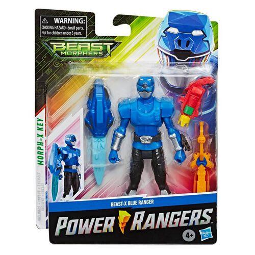 Power Rangers Beast Morphers 6-inch Ranger Figure - Assorted