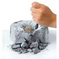 Discovery Mindblown Excavation Mini Fossil