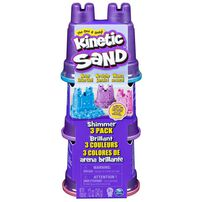 Kinetic Sand Shimmers Multi Pack Vertical Version - Assorted