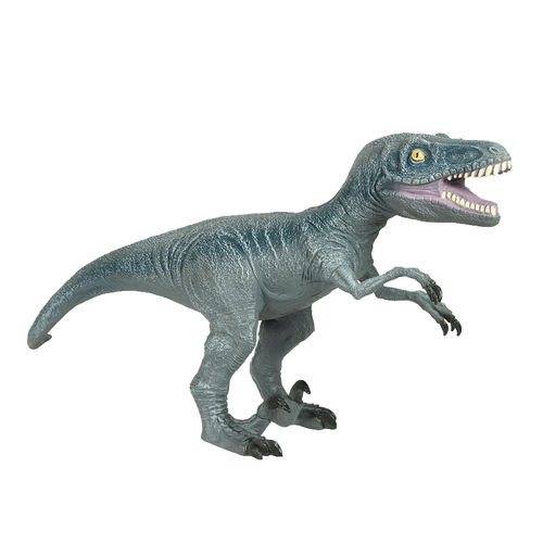 World Animal Collection Large Soft Velociraptor