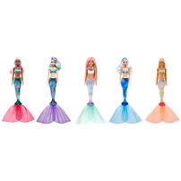 Barbie Color Reveal Doll  (Mermaid) - Assorted