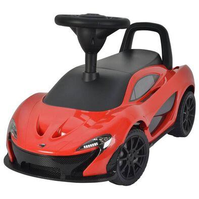 McLaren P1 Red Ride On Car