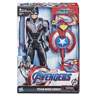 Marvel Avengers Titan Hero Series Titan Hero Power FX Captain America