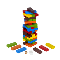 Play Pop Tumbling Tower Strategy Game
