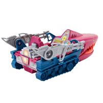 Masters of the Universe Hyper-Retro Large Vehicle Landshark
