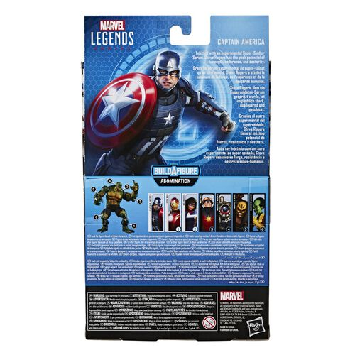 Marvel Legends Series Video Game 6 Inch Figure (Build-a-Figure Abomination) - Assorted
