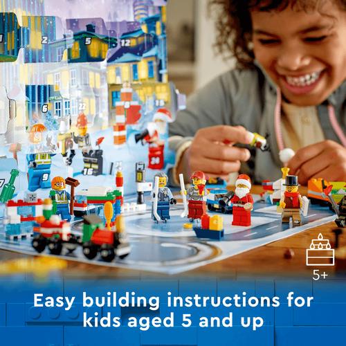 LEGO City Occasions Advent Calendar 60303