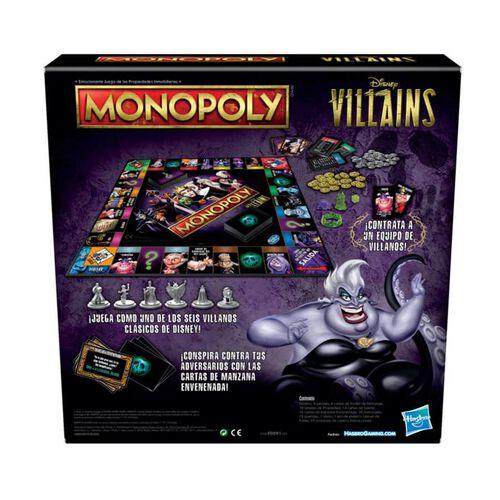 Monopoly: Disney Villains Edition
