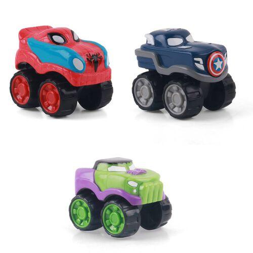 Marvel Super Hero Adventures Herodrive Speed Squad Minis - Assorted