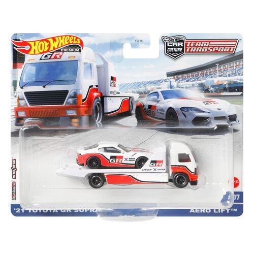Hot Wheels Premium Team Transport - Assorted