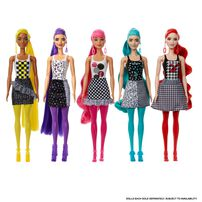 Barbie Color Reveal Doll Monochrome Series - Assorted