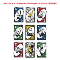 Mattel Games Minions 2 Uno