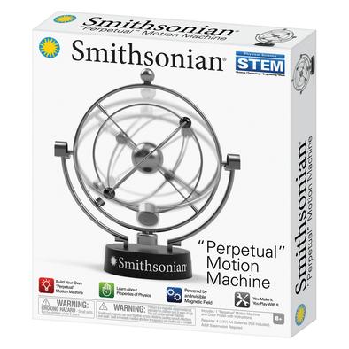 Smithsonian Perpetual Motion Machine