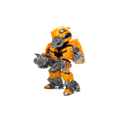 Jada Metalfigs 4.5 Inch Bumblebee