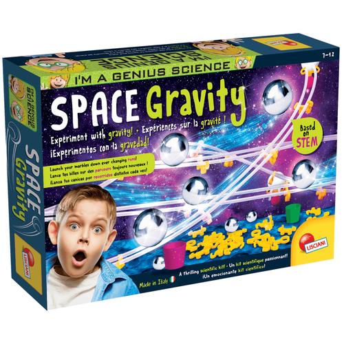 I'm A Genius Science Space Gravity