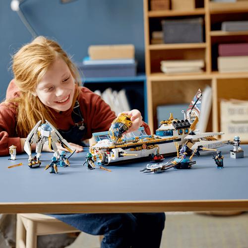 LEGO Ninjago Hydro Bounty 71756