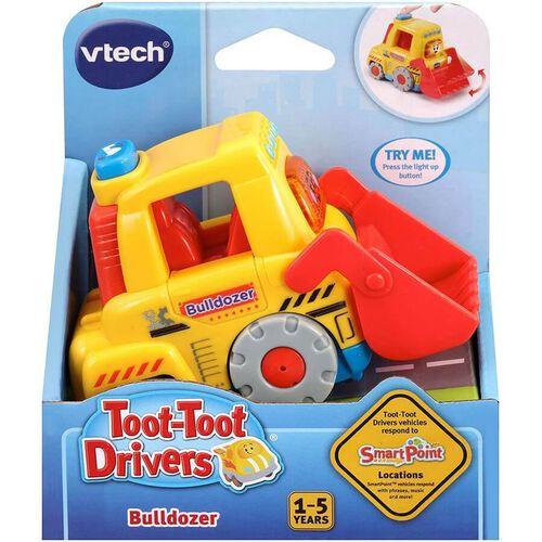 Vtech Toot Toot Drivers Bulldozer