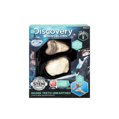 Discovery Mindblown Excavation Mini Shark Tooth