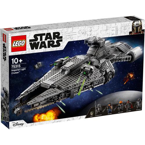LEGO Star Wars Imperial Light Cruiser 75315
