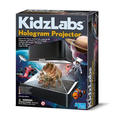 4M KidzLabs Hologram Projector