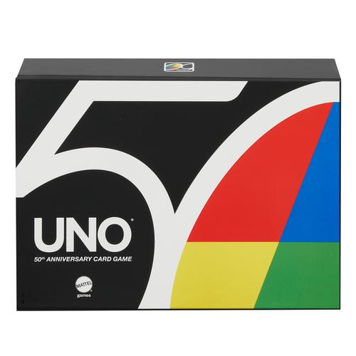 Uno Premium 50th Anniversary