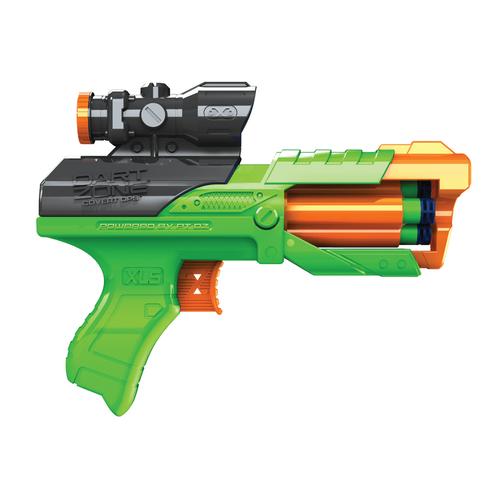 Dart Zone Storm Squad Quickshot Blaster