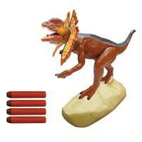 Mighty Megasaur Dart Shooting Dilophosaurus