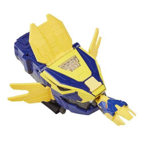 Power Rangers Beast Morphers Beast-X King Morpher Electronic Roleplay