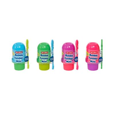 Fubbles No Spill Mini Tumblers - Assorted