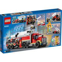 Lego City Fire Command Unit 60282