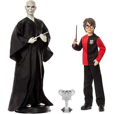 Harry Potter Voldemort/Harry potter 2 pack