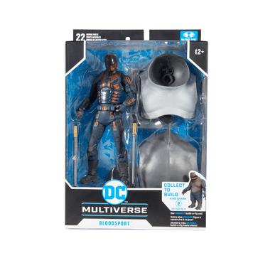 DC McFarlane Multiverse Suicide Squad Bloodsport