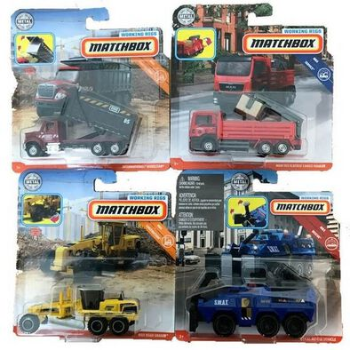Matchbox Real Working Rigs - Assorted