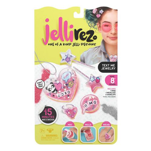 Jelli Rez Stylemi Pack Text Me
