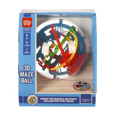 Playpop 3D Maze Ball