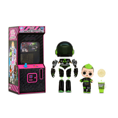 L.O.L. Surprise! Boys Arcade Heroes - Assorted