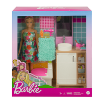 Barbie Estate Room & Doll - Assorted