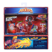 Akedo Series 1 Starter Pack KCK Attack - Assorted
