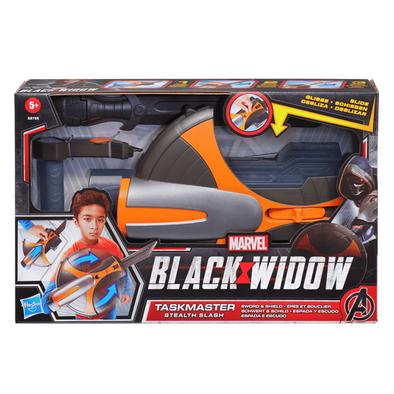 Marvel Black Widow Taskmaster Stealth Slash